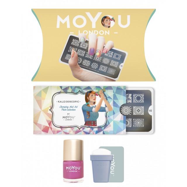 MoYou Súprava - Kaleidoscopic Starter Kit