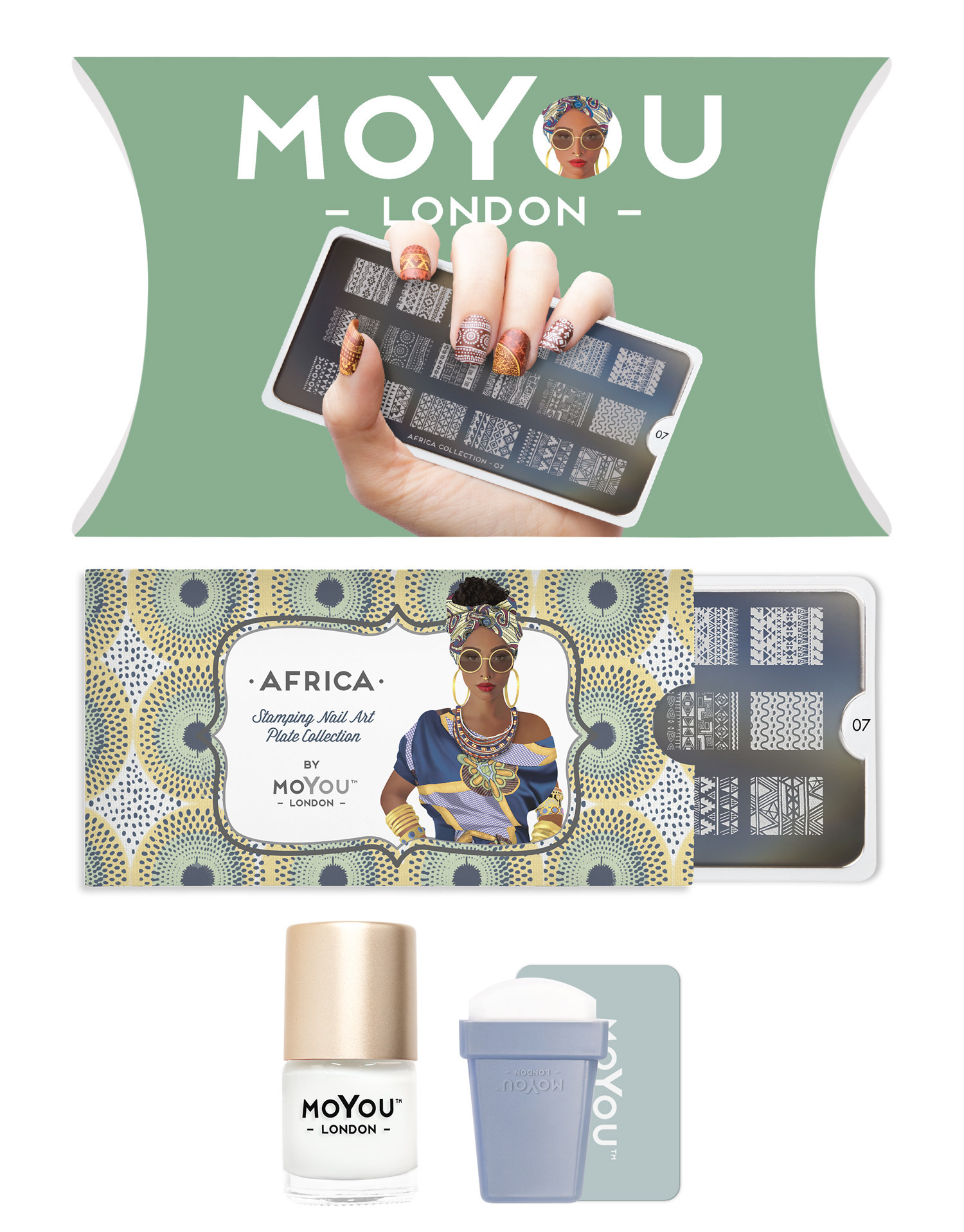 MoYou Súprava - Africa Starter Kit
