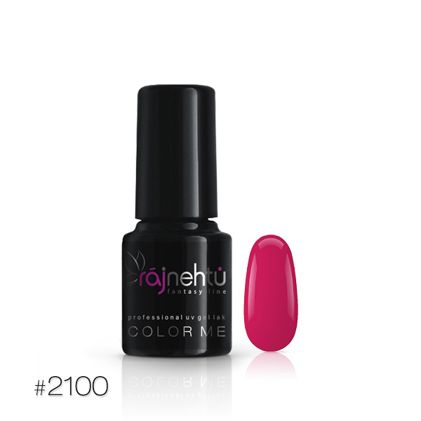 Ráj nehtů UV gél lak Color Me 6g - č.2100