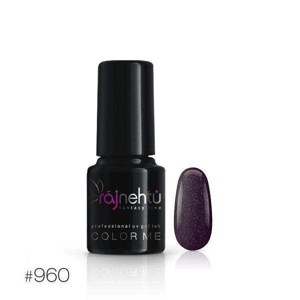 Ráj nehtů UV gél lak Color Me 6g - č.960