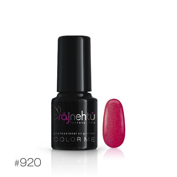 Ráj nehtů UV gél lak Color Me 6g - č.920