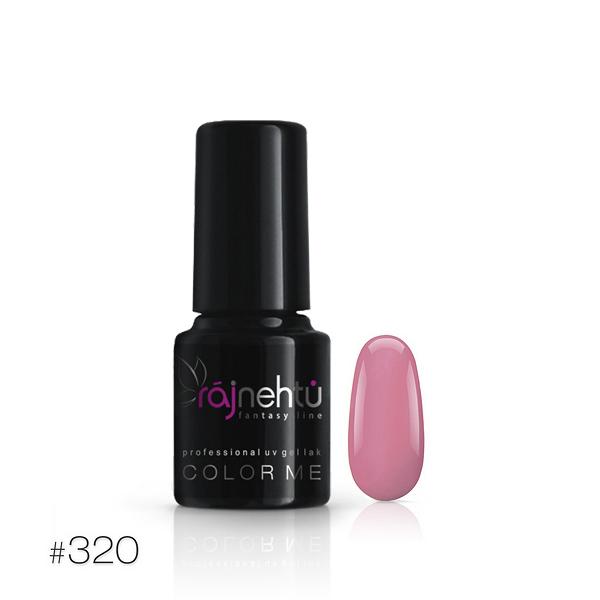 Ráj nehtů UV gél lak Color Me 6g - č.320