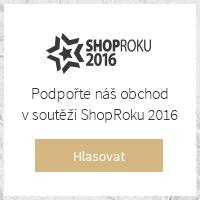 Podpořte nás v soutěži ShopRoku 2016