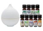 Aromaterapie - vonné oleje