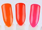 Neonové UV gely
