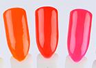 Neonové gel laky