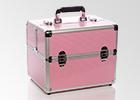 Kosmetické kufříky - přehledné uskladnění kosmetiky