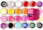 Fantasy Nails - UV gely barevné
