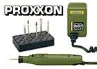 Brusky a frézky PROXXON