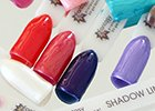 Fantasy Nails - barevné UV gely Metallic