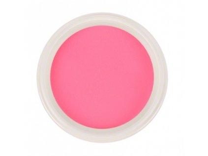 Ráj nehtů - Akrylový prášek NEON - Pink 5g