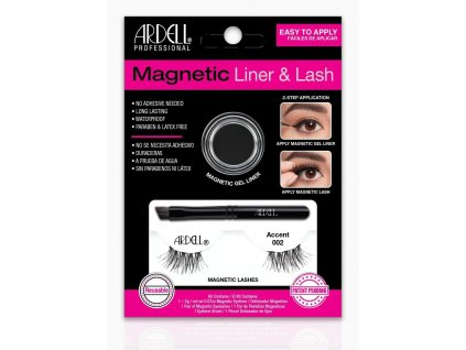 ARDELL Magnetické řasy MAGNETIC Accent 002