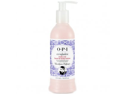 avojuice holly red hand body lotion 30 ml opi