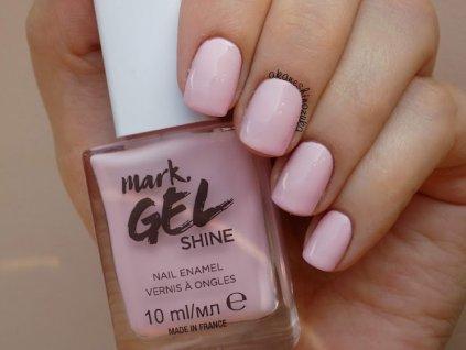 Lak na nehty Gel Shine - Pink of Me