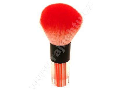 Štětec ANTIDUST - barva červená