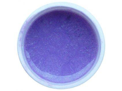 Barevný UV gel GABRA 7,5 ml - kovový lila