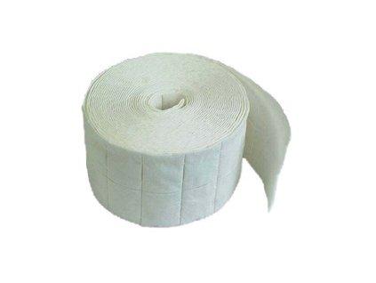 Čistící polštářky z buničité vaty 500 ks
