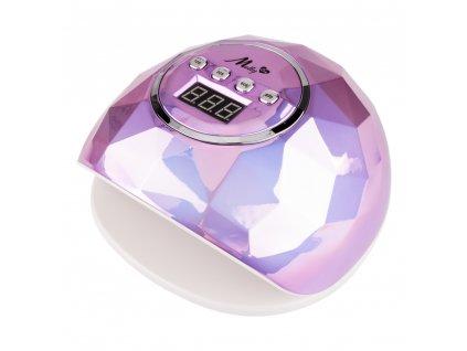 Lampa MollyLux F6 Diamant 86W fialová 1