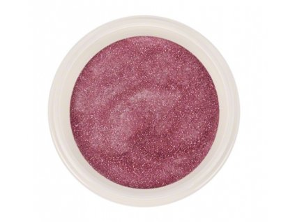 Ráj nehtů - Akrylový prášek GLITTER - Pink 5g