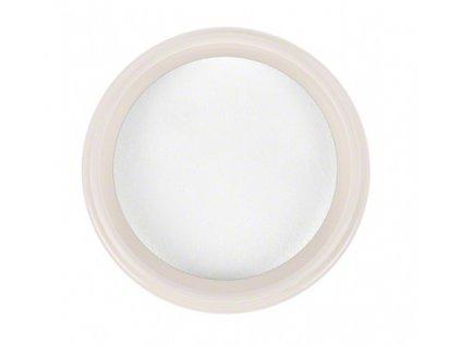 Akrylový prášek SHIMMER 5g - White