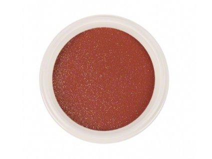 Akrylový prášek SHIMMER 5g - Maple