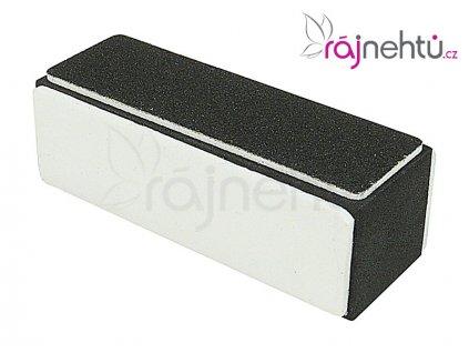 Leštící blok - 4-stranný, černo-bílý