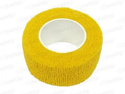 Ochrana na prsty - bandáž žlutá