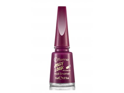 Flormar lak na nehty Jelly Look č.07, 11ml