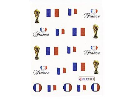 Vodolepky - Mistrovství světa - Francie
