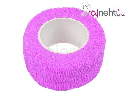 Ochrana na prsty - bandáž fialová