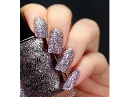 Lak na nehty s pískovým efektem - Diamond