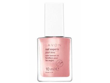 Vyživující komplex pro perlový lesk nehtů - Sheer Pink