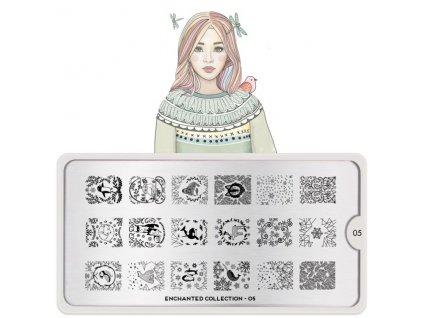 enchanted nail art design 05