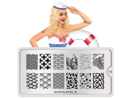 sailor nail art design 05