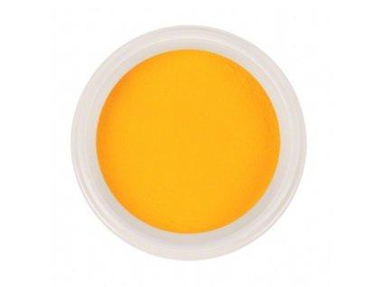Ráj nehtů - Akrylový prášek - žlutý 5g