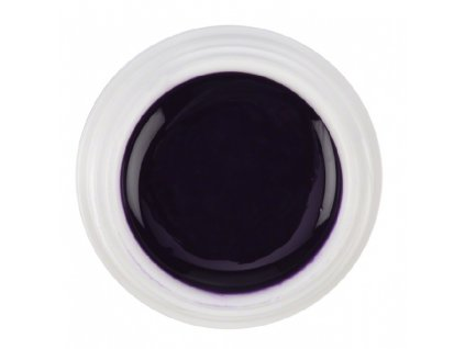 Ráj nehtů Barevný UV gel PURE - Straight Purple - Fialový - 5ml
