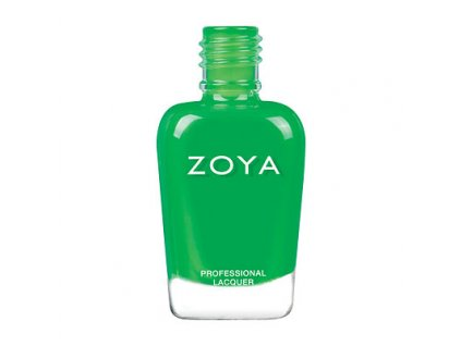 ZOYA COLOR NEON GREEN EVERGREEN 450 400