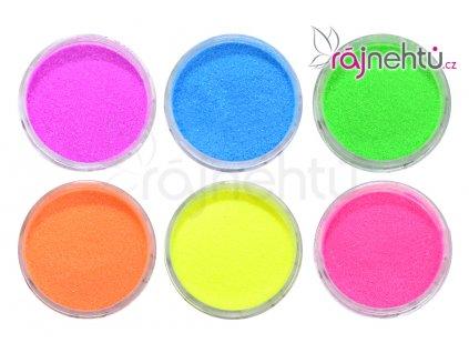 glitter neon 6ks