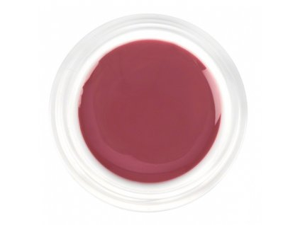 Ráj nehtů Barevný UV gel PASTEL - Magenta - 5ml
