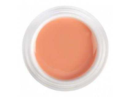 Ráj nehtů Barevný UV gel PASTEL - Peach Cream - 5ml