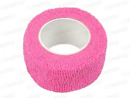 Ochrana na prsty - bandáž růžová