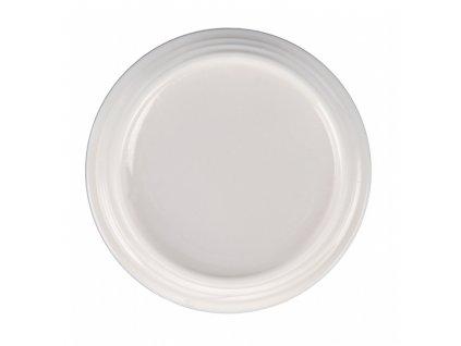 Ráj nehtů Barevný UV gel PEARL - Permit White - 5ml