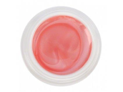 Ráj nehtů Barevný UV gel EDITION - Orange Cocktail - 5ml