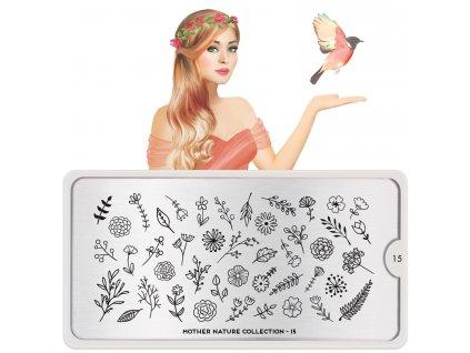 MotherNature nail art design 15