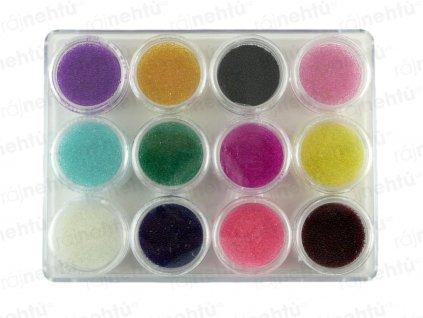Zdobení na nehty - skleněné kuličky