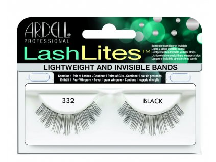 61480 LashLites 332 Black HR