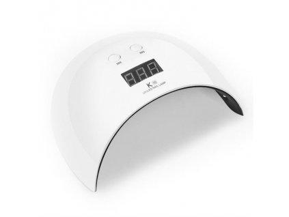 k10 dualni led lampa na nehty 24w 12 diod