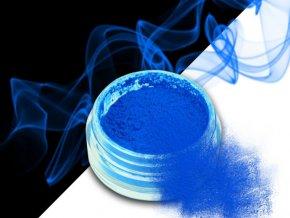 12 smoke pigment neon blue