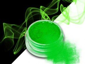 12 smoke pigment neon green