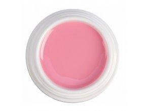 Ráj nehtů Barevný UV gel PASTEL - Pink Cream - 5ml
